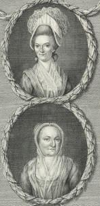 Betje Wolff en Aagje Deken