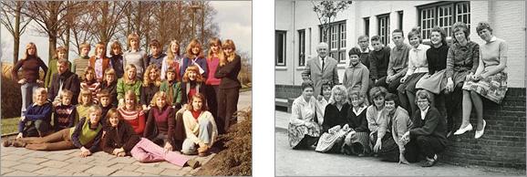 banner schoolfoto's